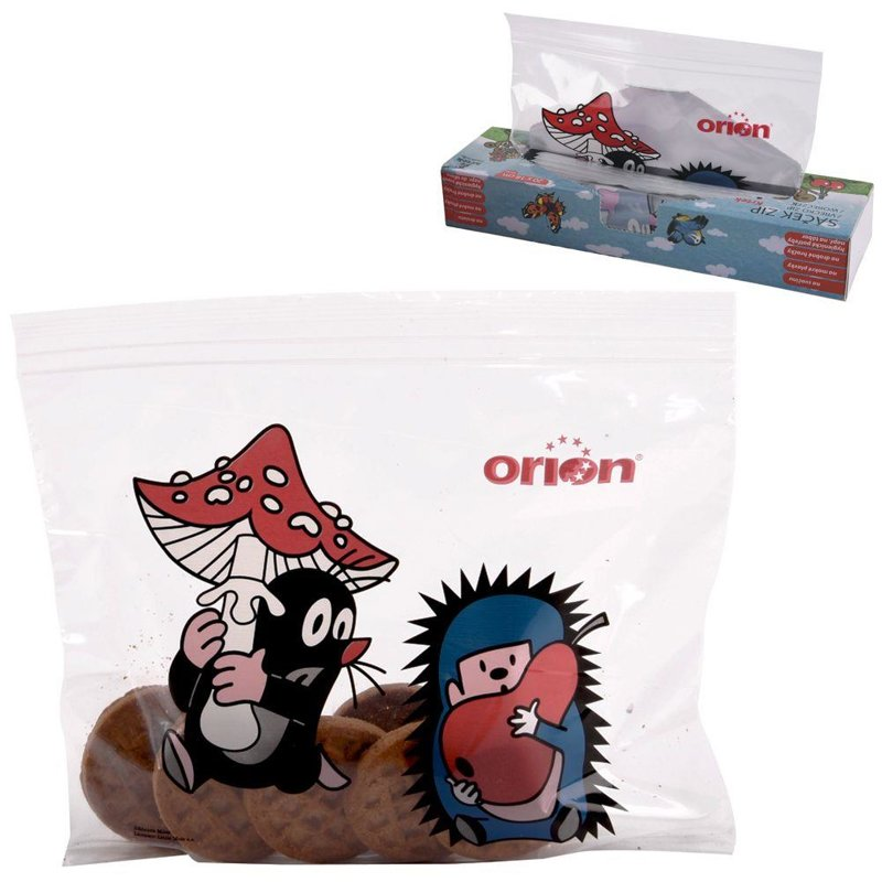 ORION Bags for storage food 30 pcs