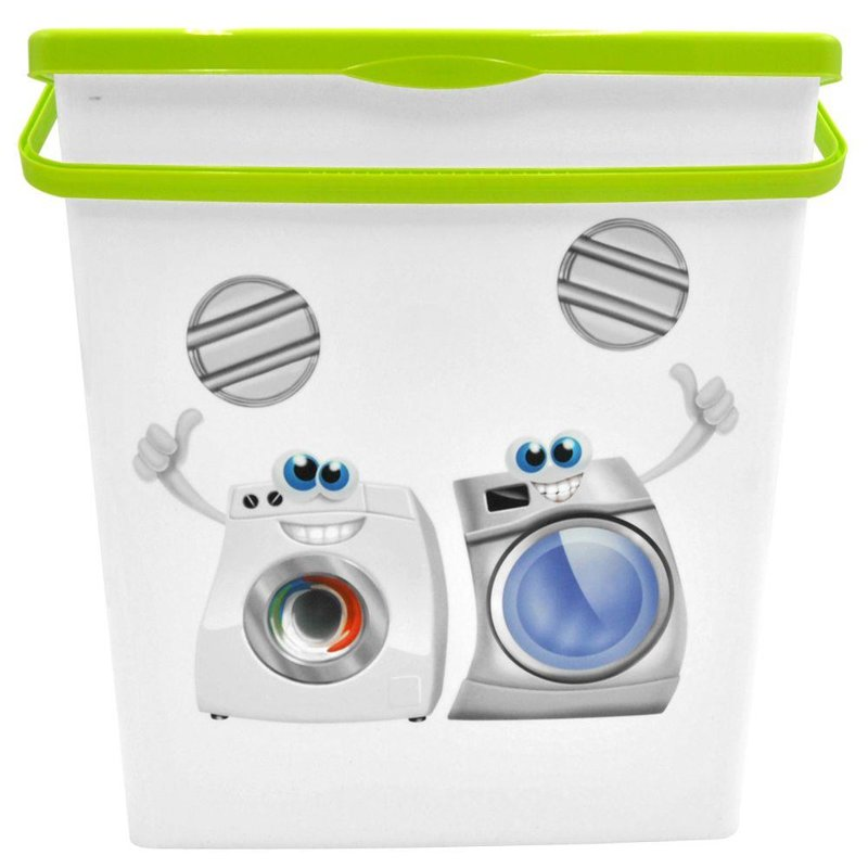 ORION Bathroom container for washing powder capsules XL big 10L