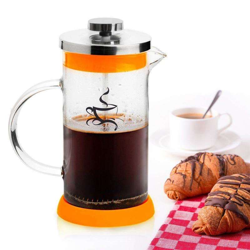 ORION Glass infuser for coffee / tea 1L