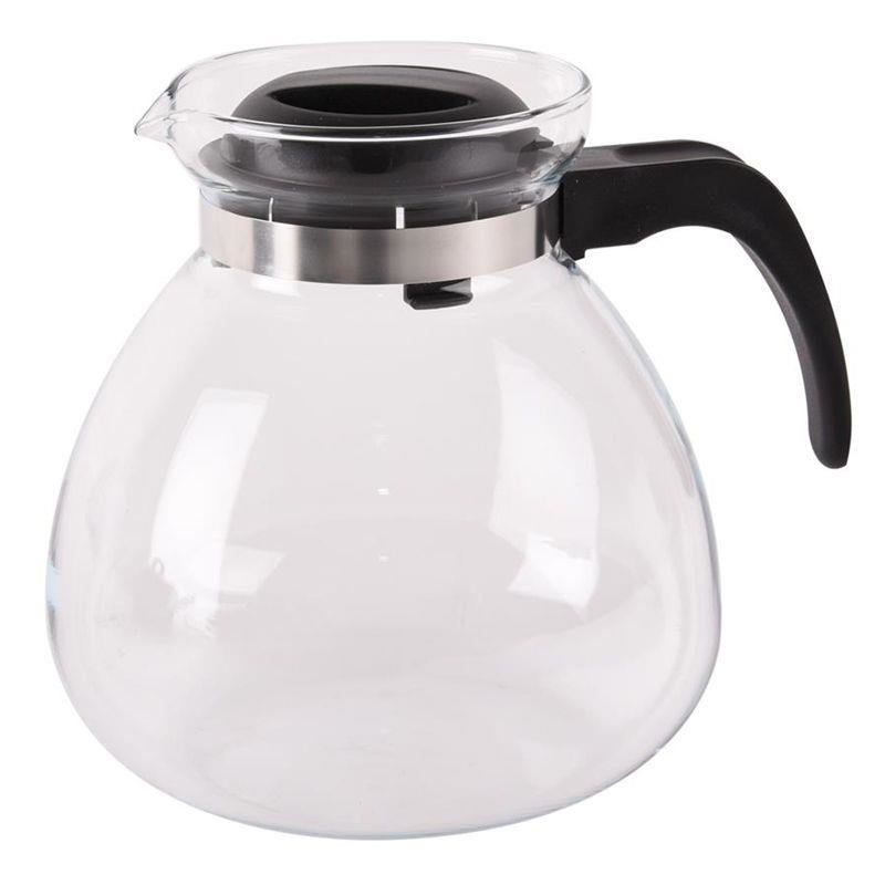 ORION Glass jug with lid heat-resistant 2,3L SIMAX
