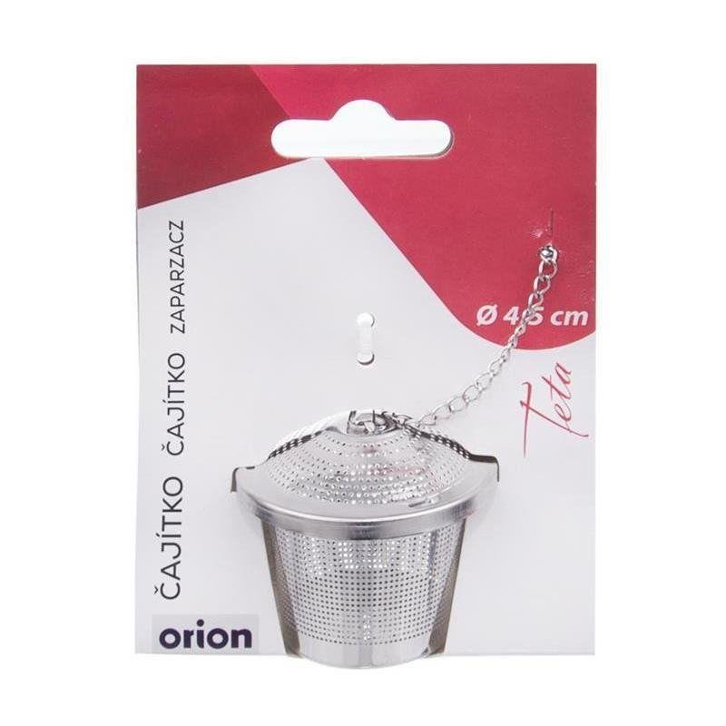 ORION Infuser / sieve for tea, herbs 4,5 cm