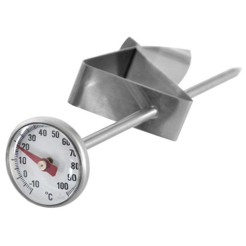ORION Kitchen thermometer with clips for meat soup milk