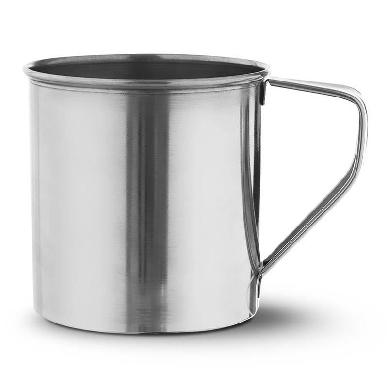 ORION Mag / steel pot with a handle touristic 8 cm 0,3L