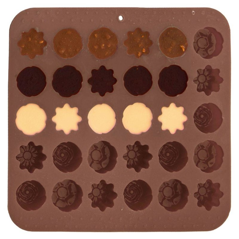 ORION Mold silicone for baking COOKIES pralines
