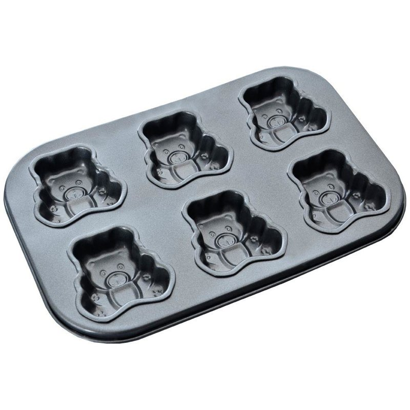 ORION Mold tray for baking cookies BEARS