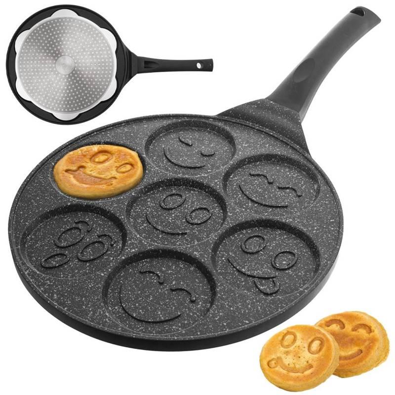 ORION Pan for eggs / potato cakes GRANDE smiles