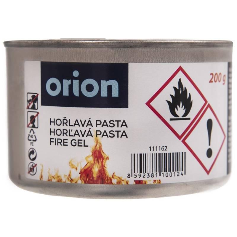 ORION Paste / fuel fire gel for fondue burners FENIX 0,22L