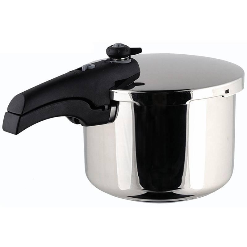 ORION Pressure cooker, induction, premium GENIUS 4L