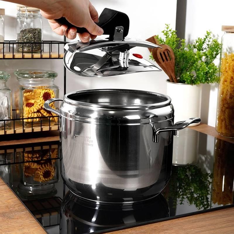 ORION Pressure cooker steel induction PROFI 5L