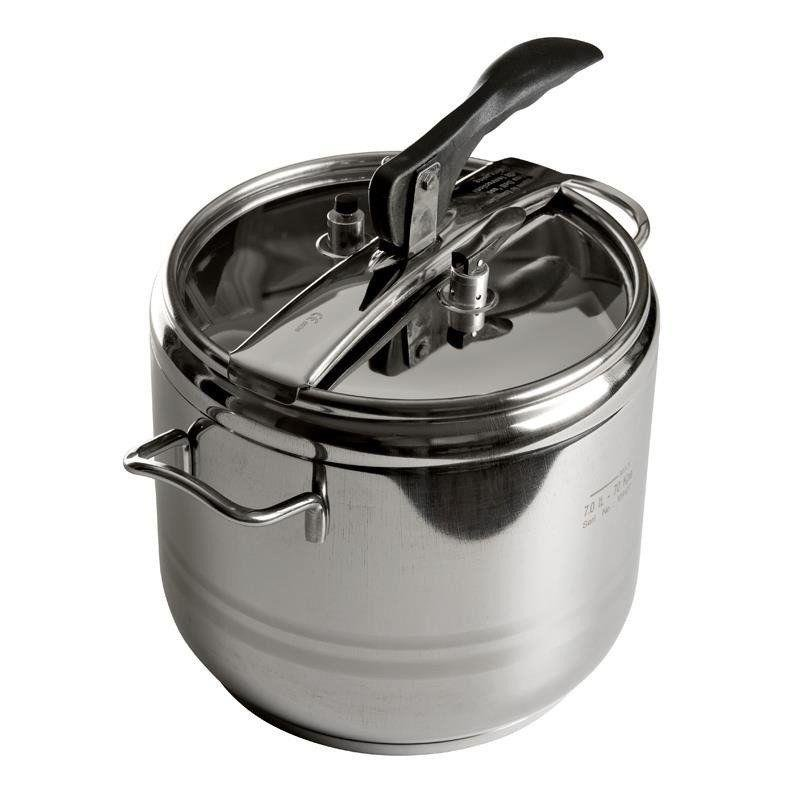 ORION Pressure cooker steel induction PROFI 7L
