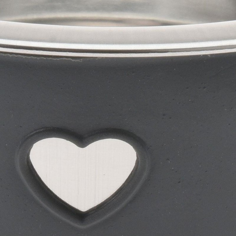 ORION Steel bowl NON-SLIP container for dog food water 16 cm