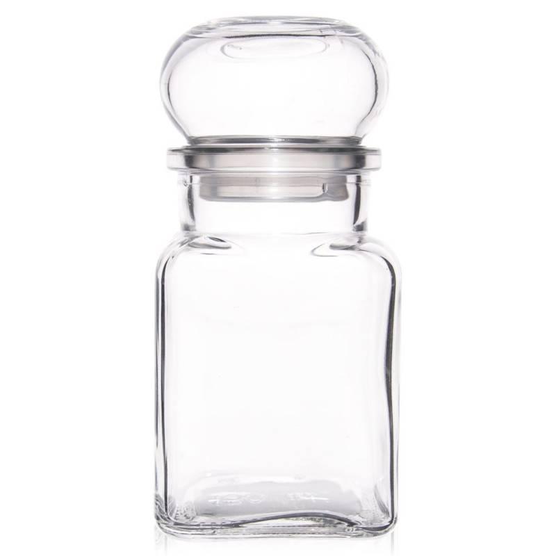 Gewürzbehälter Gewürzglas zur Aufbewahrung von Gewürzen 150 ml