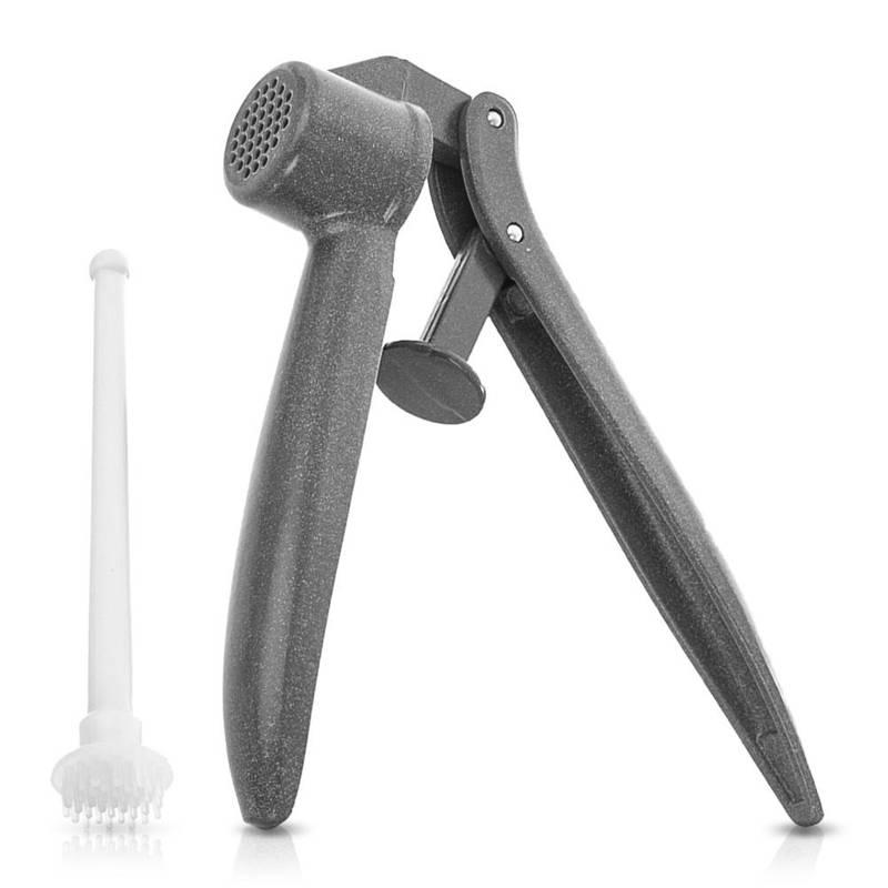 ORION Knoblauchpresse mit einem Reiniger
