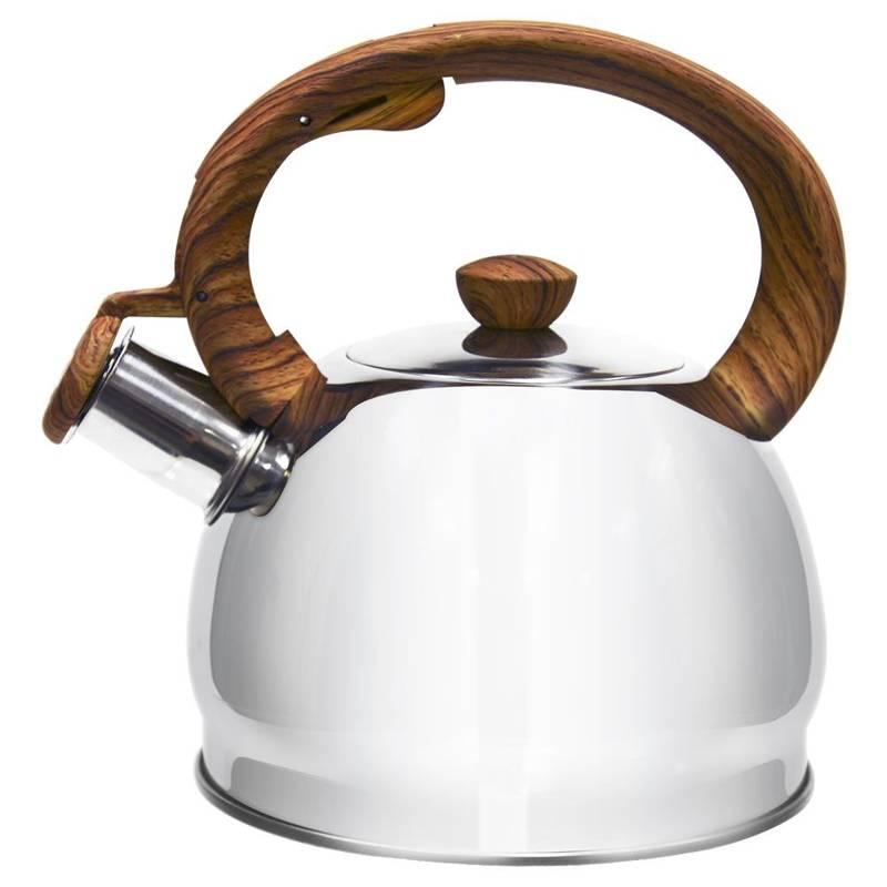 ORION Wasserkessel Wasserkocher Flötenkessel automatisch 1,8L Gas Induktion