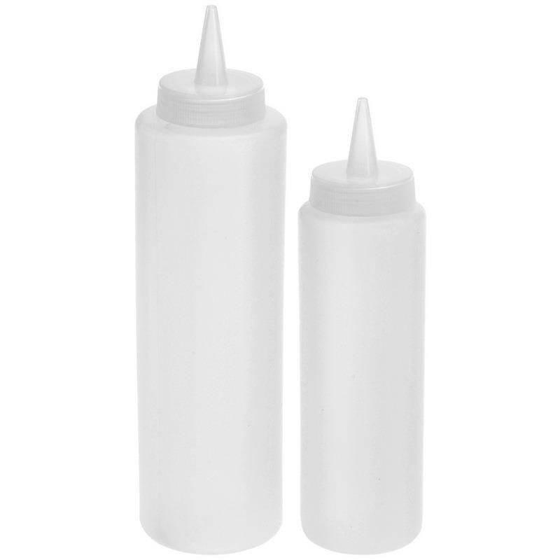 Butelka pojemnik dyspenser dozownik 250+500ml 2szt