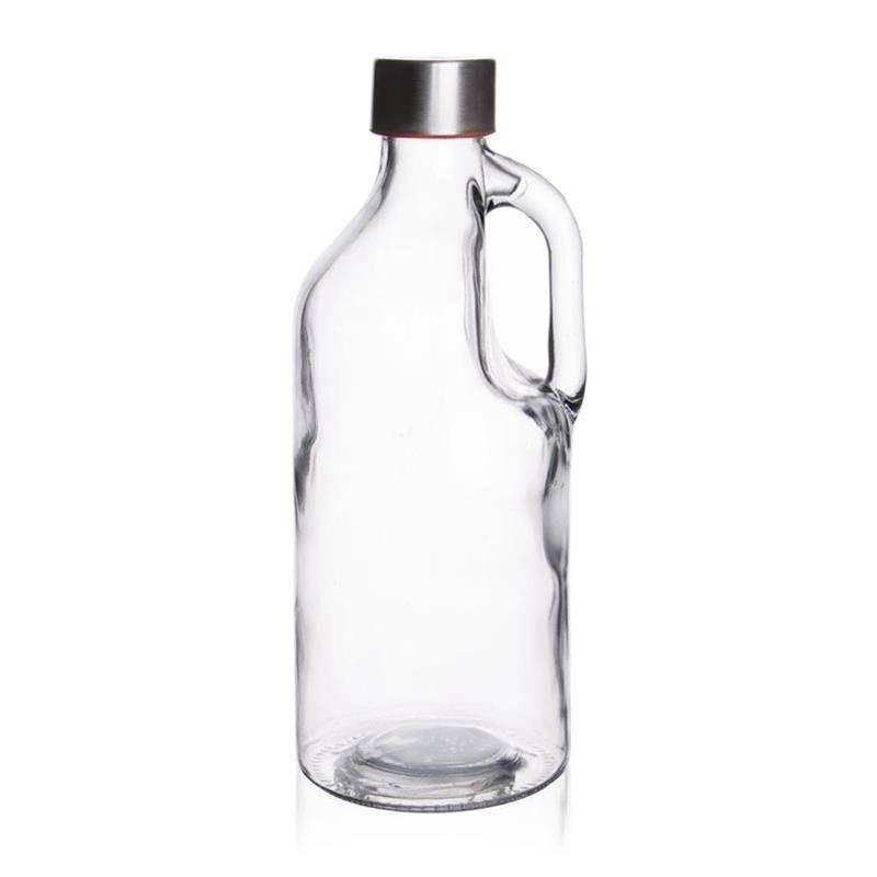 Butelka szklana do nalewek lemoniady RETRO 0,55L