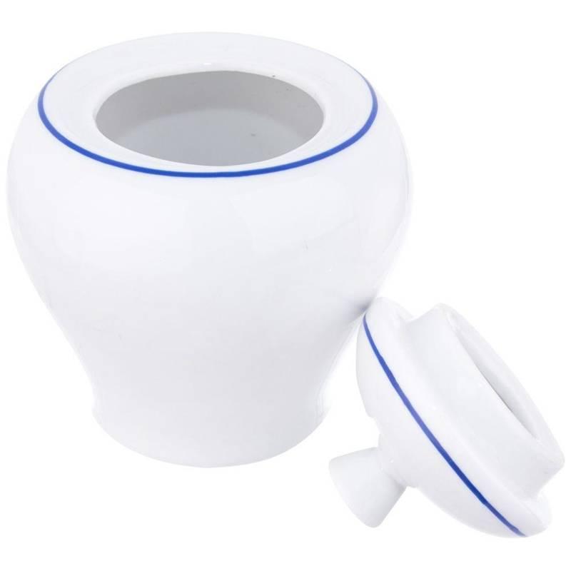 Cukiernica cukierniczka BLUE pojemnik na cukier