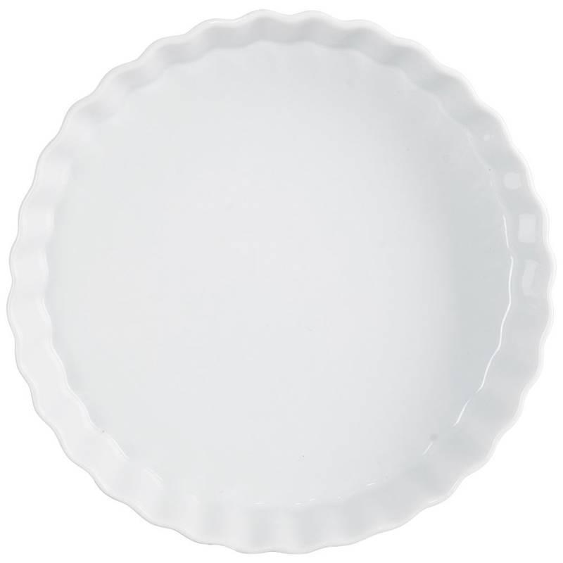 Forma ceramiczna na tartę do tarty zapiekania 25cm