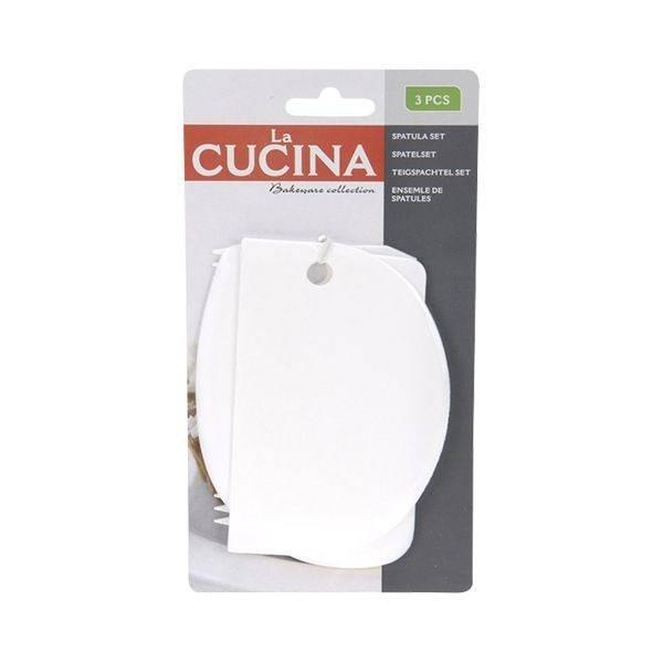 Łopatka szpatuła szpatułka cukiernicza do dekoracji kremu masy tortu