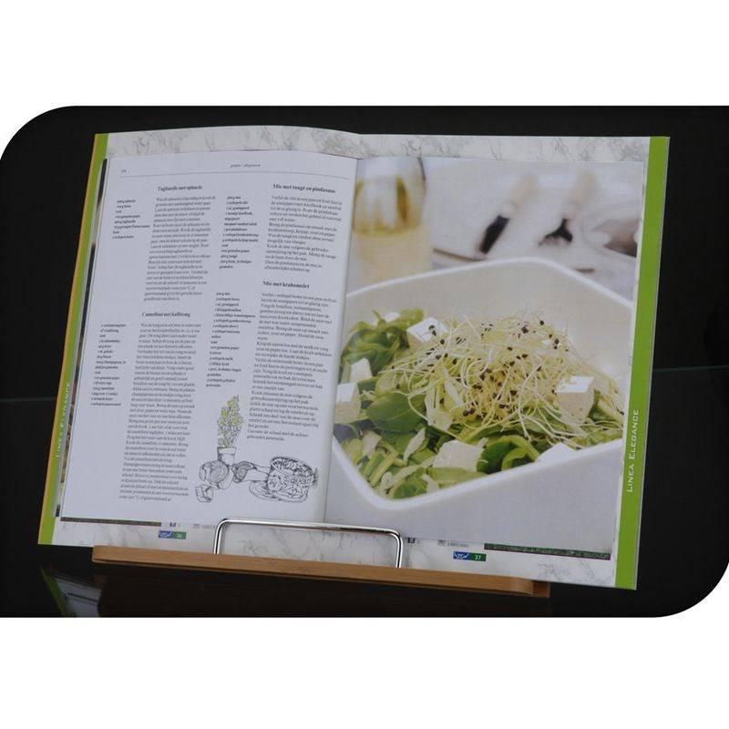 Podstawka stojak na książkę kucharską pod tablet
