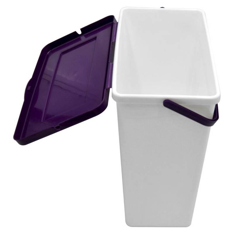 Pojemnik na karmę dla PSA KOTA zamykany XL duży 10L