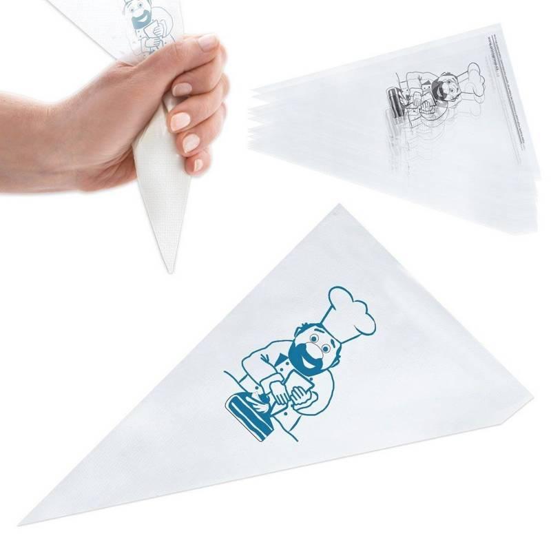 Rękaw cukierniczy / worek dekorator 20 szt 34,5 cm