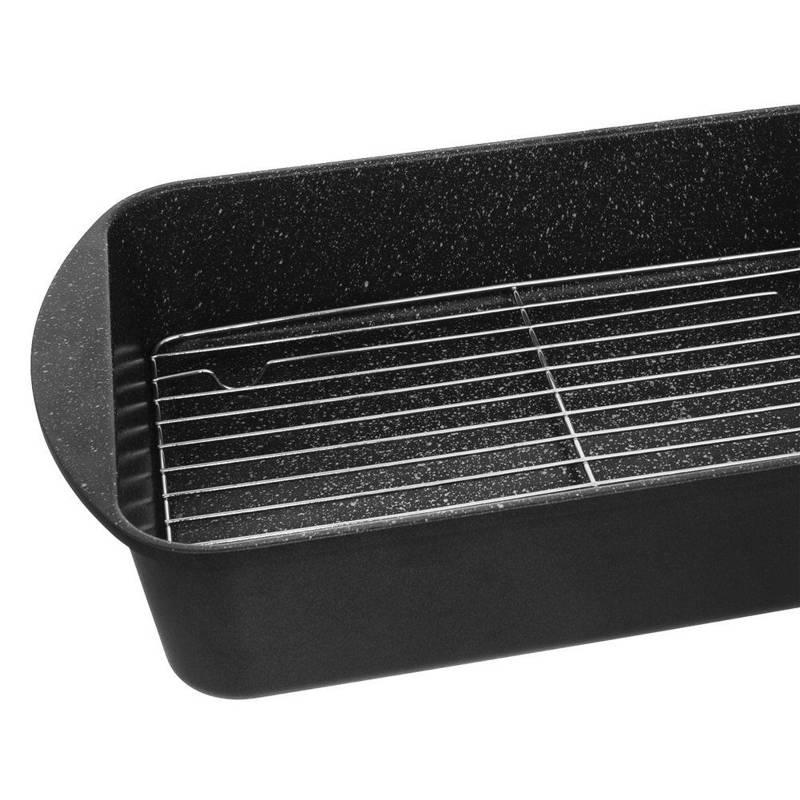 Ruszt grillowy do brytfanny pieczenia 24x16,5