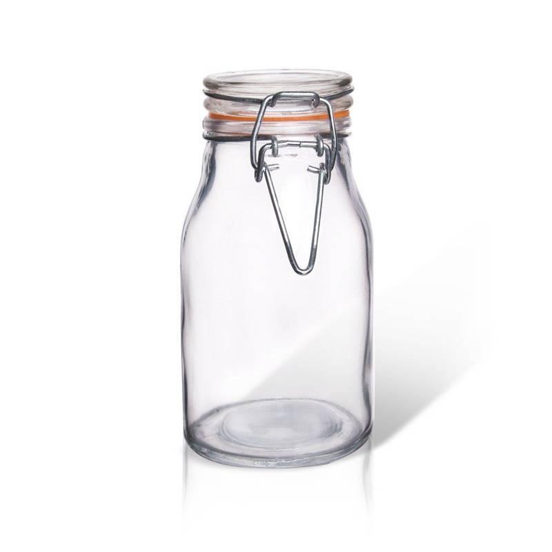Słoik / pojemnik szklany patentowy BELA 0,2L