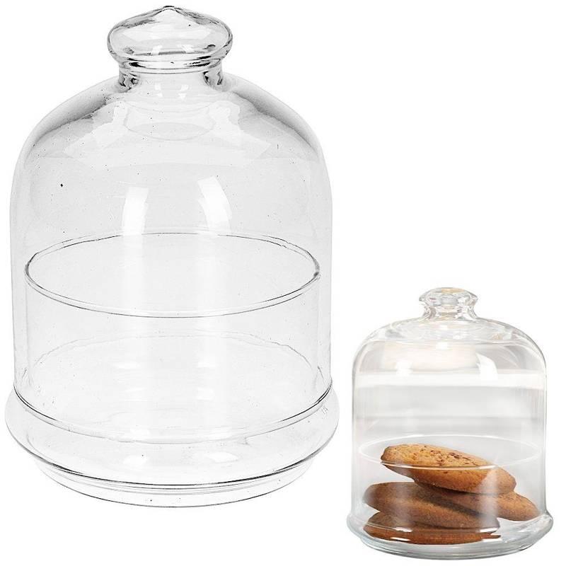 Słoik, pojemnik szklany z pokrywką, na ciastka, ciasteczka, słodycze