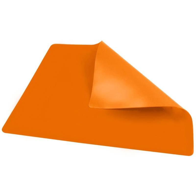 Stolnica silikonowa do ciasta 60x50 cm + wałek silikonowy, zestaw 2 el.